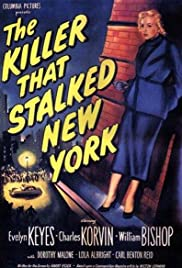 The Killer That Stalked New York (1950) Poster - Movie Forum, Cast, Reviews
