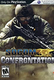 SOCOM: U.S. Navy SEALs Confrontation Poster