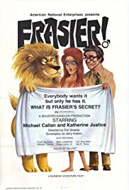 Frasier, the Sensuous Lion Poster