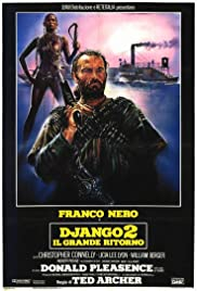Django 2 - Il grande ritorno (1987) Poster - Movie Forum, Cast, Reviews