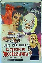 El tesoro de Moctezuma Poster
