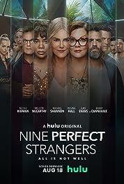 Nine Perfect Strangers - MiniSeason (2021) poster