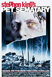 Pet Sematary(1989) Poster - Movie Forum, Cast, Reviews