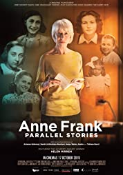 #AnneFrank. Parallel Stories (2019) poster