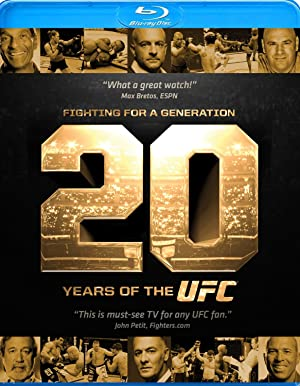 Figthing for a generation:20 years of the ufc - 2013
