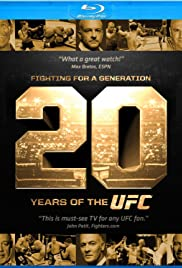 Fighting for a Generation: 20 Years of the UFC  Poster