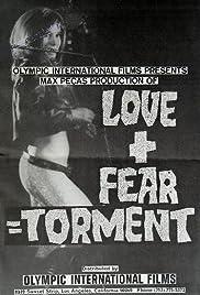 La peur et l'amour Poster