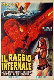 Danger!! Death Ray (1967) Poster - Movie Forum, Cast, Reviews