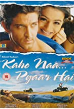 Primary image for Kaho Naa... Pyaar Hai
