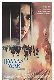 Hanna's War(1988) Poster - Movie Forum, Cast, Reviews