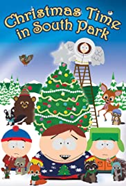 Christmas in South Park Poster