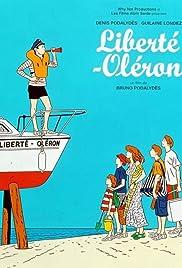 Liberté-Oléron Poster