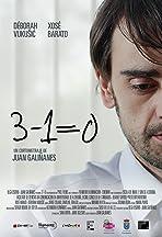 3-1=0