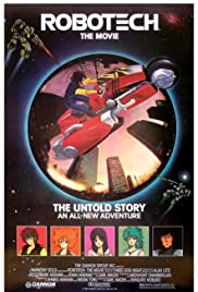 Robotech: The Movie (1986) Poster - Movie Forum, Cast, Reviews
