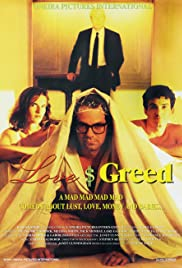 Love $ Greed Poster