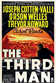 The Third Man (1949) Poster - Movie Forum, Cast, Reviews