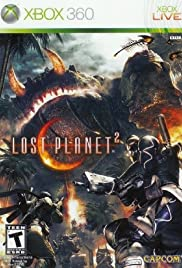 Lost Planet² Poster