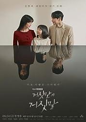 Lies of Lies (2020) poster