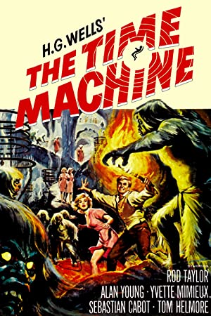 The Time Machine (1960) Download on Vidmate