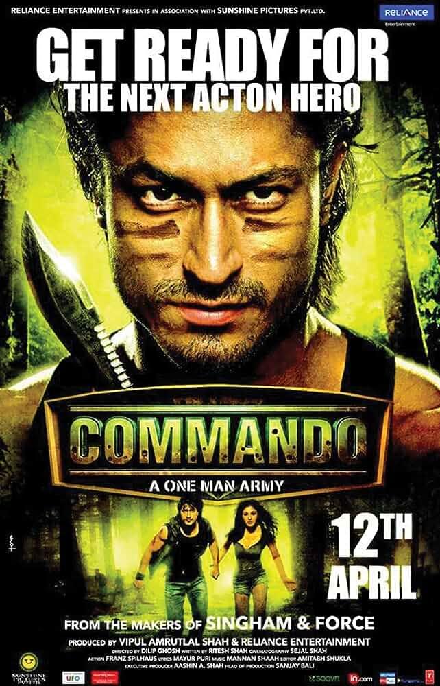 Commando >> 30s review