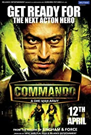 Commando (2013) Poster - Movie Forum, Cast, Reviews
