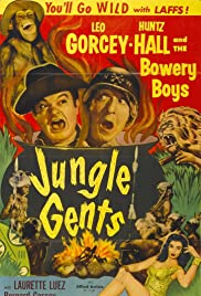 Jungle Gents (1954) Poster - Movie Forum, Cast, Reviews
