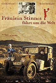 Fräulein Stinnes fährt um die Welt Poster