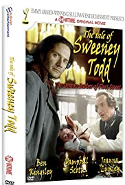 The Tale of Sweeney Todd Poster