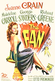 The Fan (1949) Poster - Movie Forum, Cast, Reviews