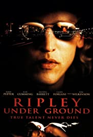 Ripley Under Ground Poster