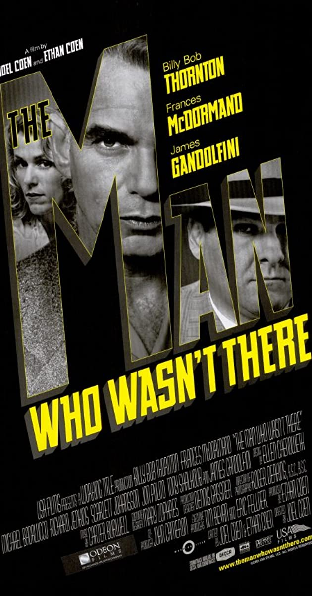 the man who wasn t there imdb