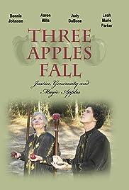 Three Apples Fall Poster