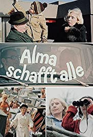 Alma schafft alle Poster