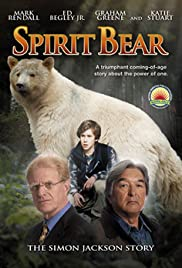 Spirit Bear: The Simon Jackson Story Poster