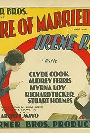 Beware of Married Men Poster