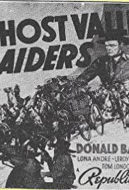 Ghost Valley Raiders Poster
