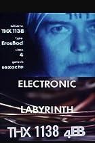 Electronic Labyrinth THX 1138 4EB (1967) Poster