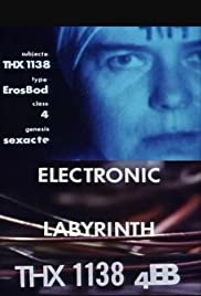 Electronic Labyrinth THX 1138 4EB (1967) Poster - Movie Forum, Cast, Reviews