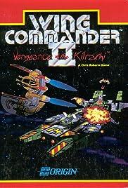 Wing Commander II: Vengeance of the Kilrathi Poster