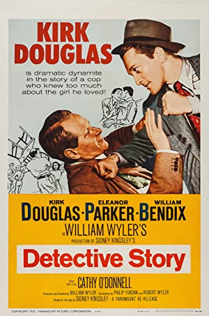 Detective Story poster