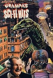Grampa's Sci-Fi Hits Poster
