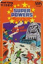 Super Powers: Darkseid... of the Moon!