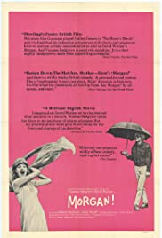 Morgan!(1966) Poster - Movie Forum, Cast, Reviews
