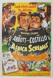Africa Screams(1949) Poster - Movie Forum, Cast, Reviews