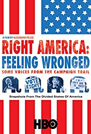 Right America: Feeling Wronged - Some Voices from the Campaign Trail (2009) Poster - Movie Forum, Cast, Reviews