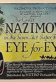 Eye for Eye Poster