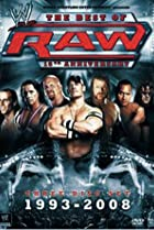 Image of WWE: The Best of RAW - 15th Anniversary 1993-2008