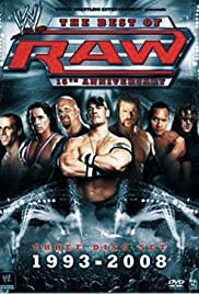 WWE: The Best of RAW - 15th Anniversary 1993-2008 Poster