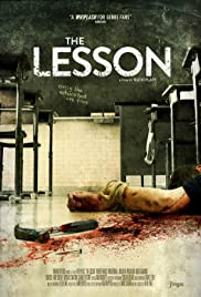 The Lesson (2015) Poster - Movie Forum, Cast, Reviews