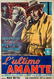 L'ultimo amante Poster